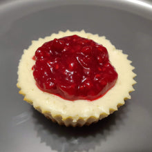 Load image into Gallery viewer, Mini Vanilla Cheesecakes