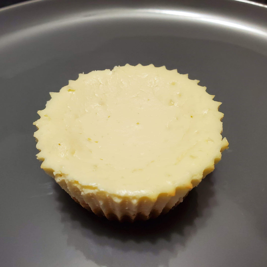 Mini Vanilla Cheesecakes