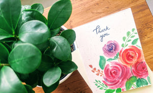 Original Hand-Painted Greeting Cards