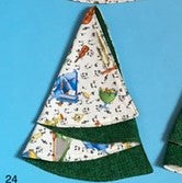Tree Napkins - Set of 4