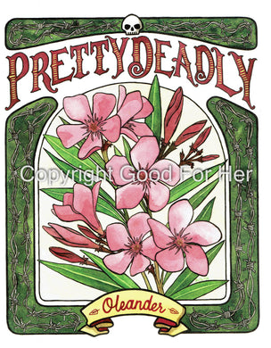 Pretty Deadly Print Series