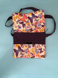 Shoulder Tote with Zipper