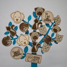 Load image into Gallery viewer, Laser Engraved Pet Magnet