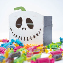 Load image into Gallery viewer, Laser-cut Halloween Pumpkin/Skull Box
