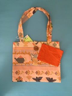 Small Tote with Purse