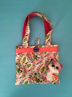 Tiny Girl Tote