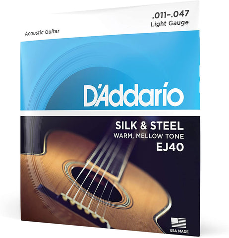 Acoustic Strings  EJ40 11-47