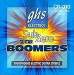 ghs Sub-Zero Boomers RW Electric Guitar Strings 9-46