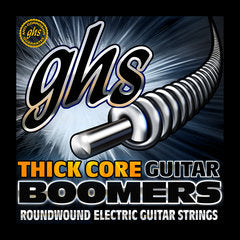 ghs Thick Core Boomers® - Custom Light Strings, 009-048