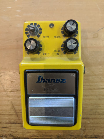 Ibanez F9 Pedal