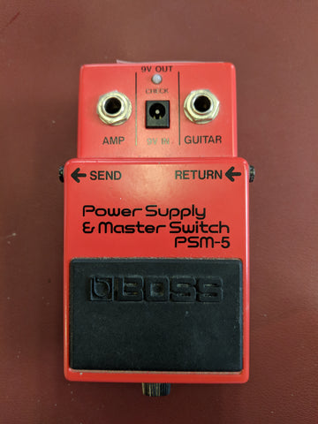 BOSS PSM-1 Pedal