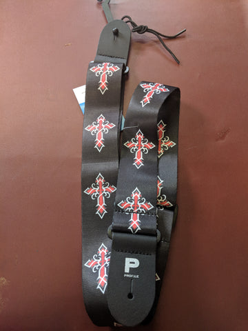 Tribal Cross Strap
