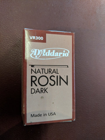 Natural Dark Rosin