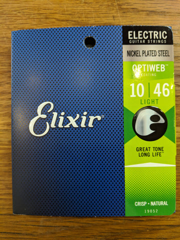 Elixir Electric Strings 10/46