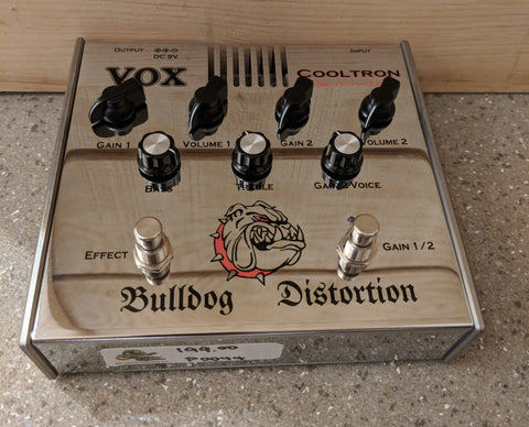 VOX Bulldog Distortion Pedal