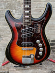 Silvertone Vintage Electric Guitar