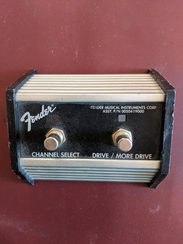 Fender 2-Button Footswitch (Pedal)
