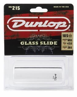 Dunlop Heavy Wall Glass Slide