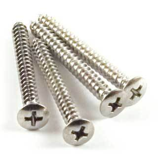 Neck Plate Screw Set