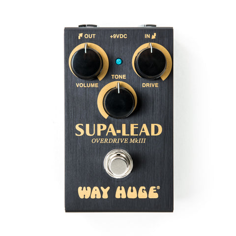 Dunlop WAY HUGE® SMALLS™ SUPA-LEAD Pedal