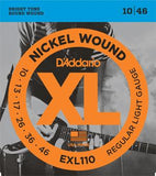 Electric Strings  EXL110  10-46