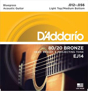 Bluegrass Acoustic Guitar Strings