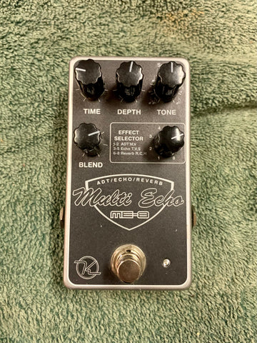 Keely Echo Pedal