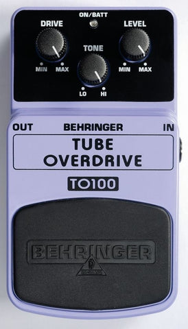 Behringer TO-100 Pedal