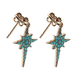 YC Alluring Starlight Earrings