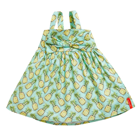 Bananas&Bananas Dress - Pineapple