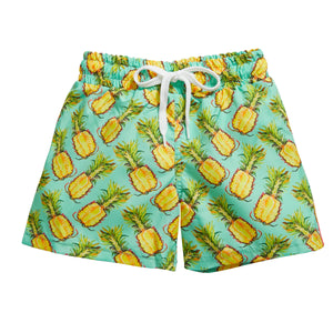 Bananas&Bananas Swimming Trunks - Pineapple