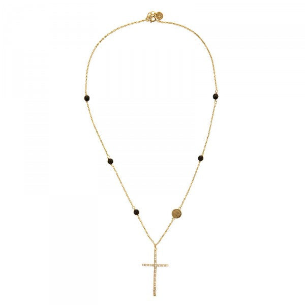 YC Shiny Faith Necklace