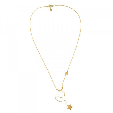 YC Signature Star Necklace