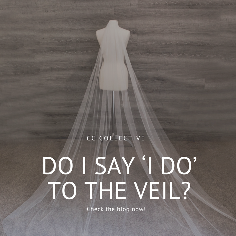 Do I say 'I Do' to the veil?