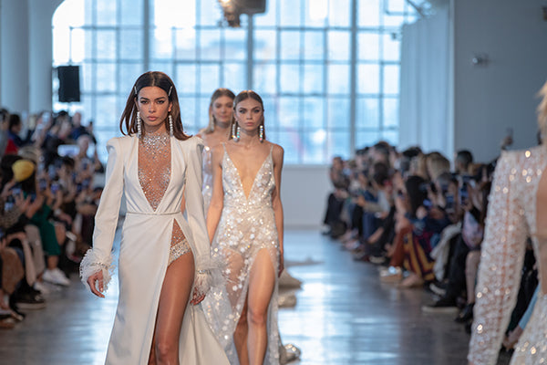 Bridal Fashion Week 2020 - Top 4 Accessories/Hairstyles