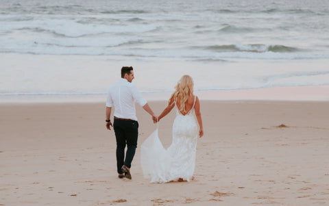 Our Beach Wedding April 2018