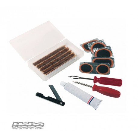 KIT REPARACION TUBELESS Y TUBETYPE