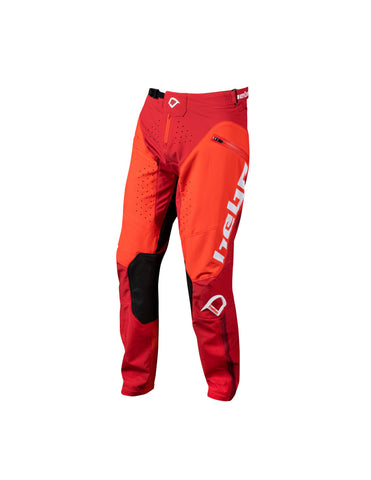 PANTALON MX SCRATCH ROJO