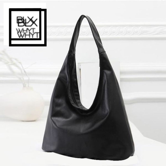 Fashion Women Shoulder Bag Black Satchel Large Tote Handbag Purse Messenger Bags