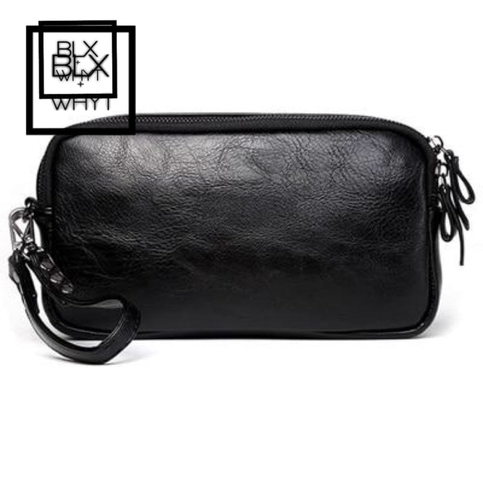 Leather Bag Clutch Wallets Purse Handbag Phone