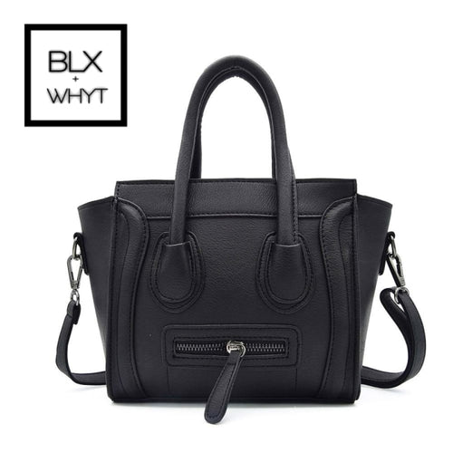 New Fashion Women Cross Body Bag Female Pu Leather Casual Shoulder Brand Designer Handbag High