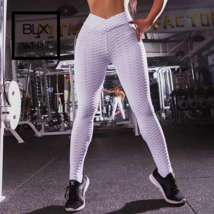 Sexy Push Up Leggings High Waist Elastic Casual Fitness Women Pants Bodybuilding Workout Leggin