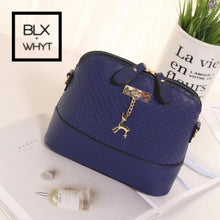 Load image into Gallery viewer, Women Messenger Bags Fashion Mini Bag With Deer Toy Shell Shape Shoulder Handbag