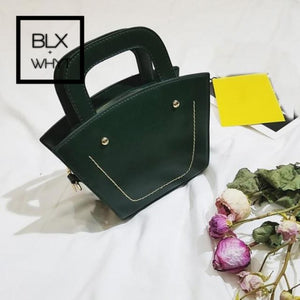 Xiniu Tote Bags For Women 2017 Leather Shoulder Small Handbag Black Bolsa Feminina #5M Green