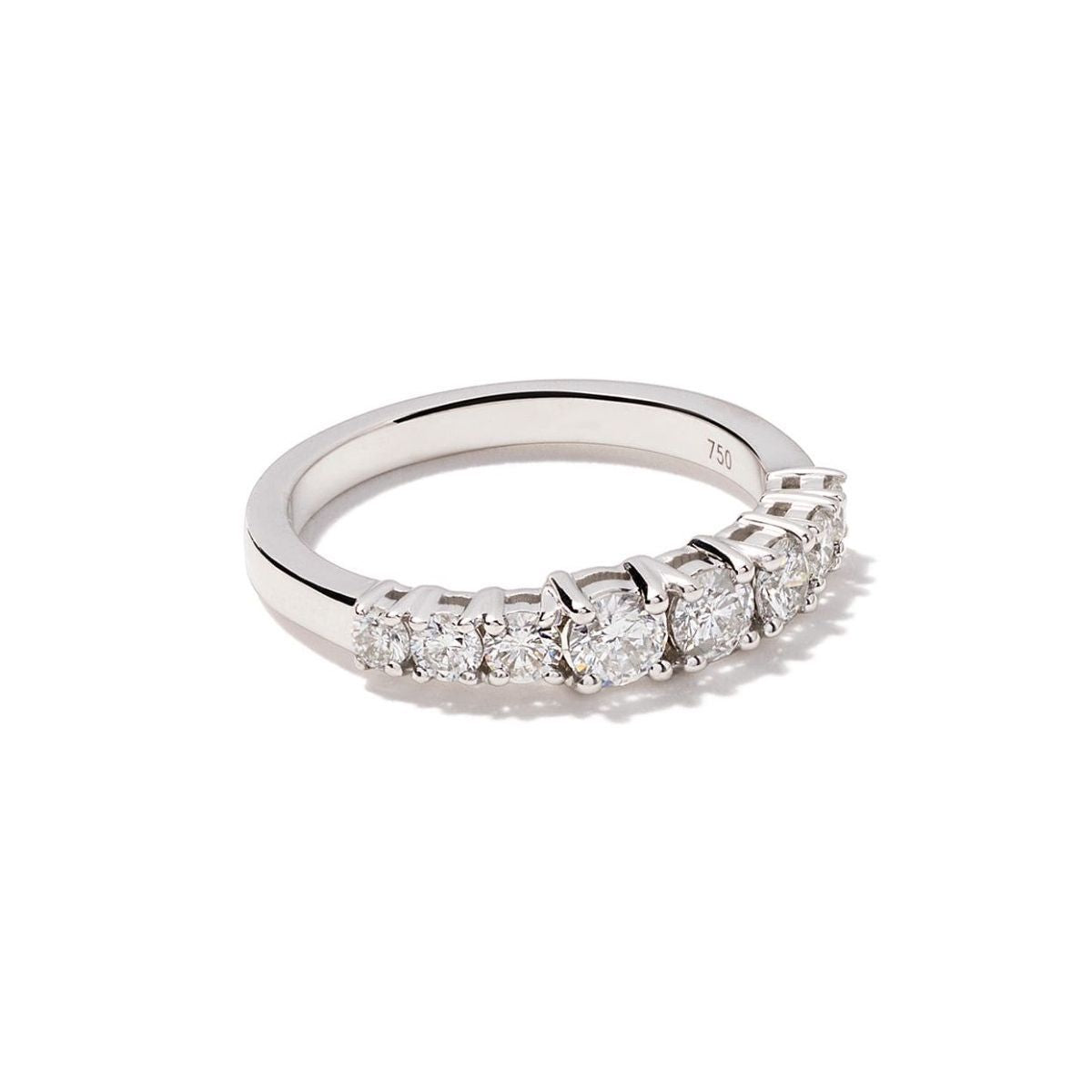 Icicle Diamond Ring