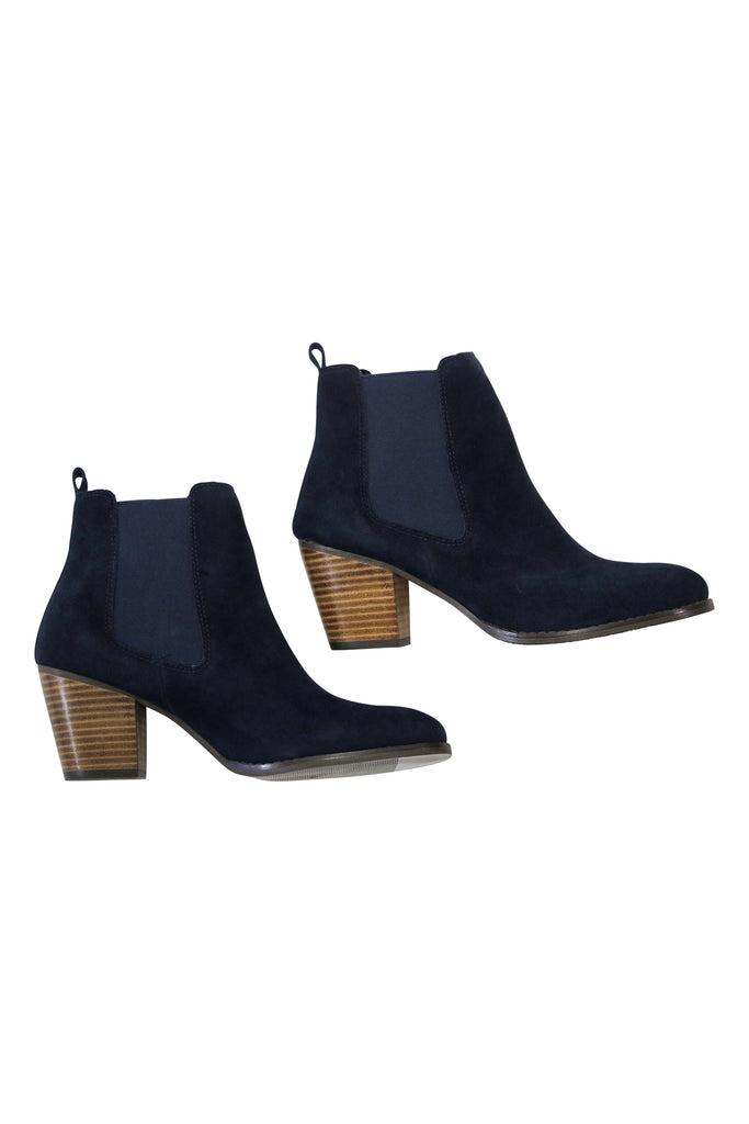 Splendour Boot Indigo