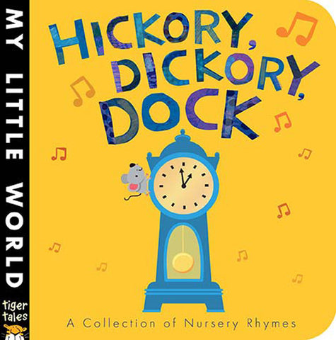Nursery Rhyme Board Book
