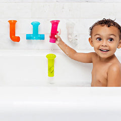 Pipes Bath Toy Set