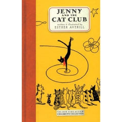 Jenny and the Cat Club