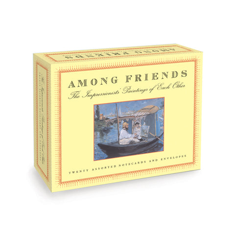 Among Friends Boxed Notecards or Postcards